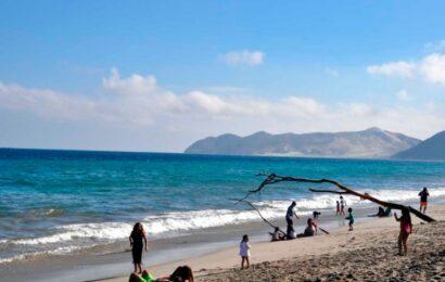 Desaparece joven de 29 años en playa de Salina Cruz