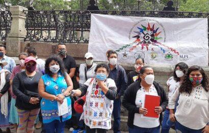 Asamblea de Pueblos amenaza con movilizaciones en la capital de Oaxaca