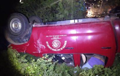 En accidente automovilístico muere el edil de San Simón Zahuatlán, Mixteca