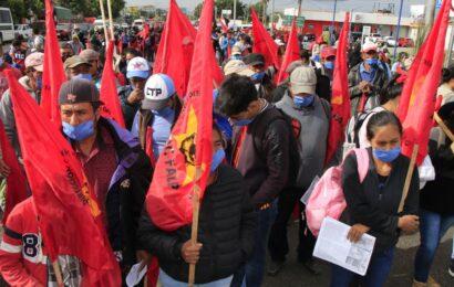 Toma las calles y reanuda lucha el FPR tras asesinato de su líder