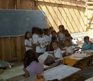 El ciclo escolar en las regiones más pobres, estancado