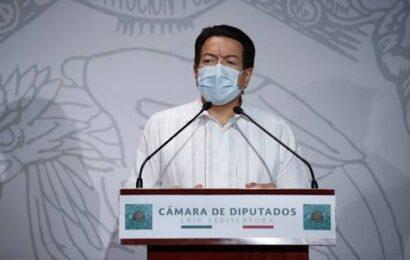 Morena, movimiento más grande que un partido: Mario Delgado