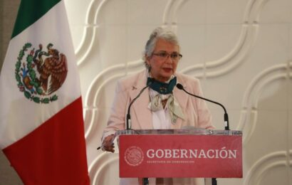 Falta mucho para tener equidad de género: Sánchez Cordero