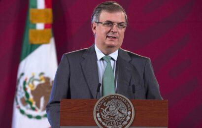 Participará México en ensayo de vacuna italiana: Ebrard