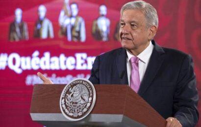Siempre he salido ileso de calumnias: López Obrador