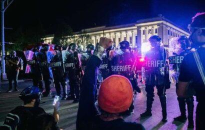 """Envía Trump a la Guardia Nacional para detener """"anarquía"""" en Wisconsin"""