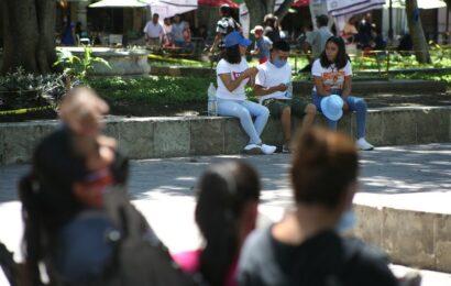 Oaxaca cambia a semáforo amarillo a partir hoy lunes