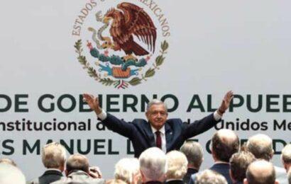 Mañana AMLO presenta II Informe en Palacio Nacional a las 9 horas