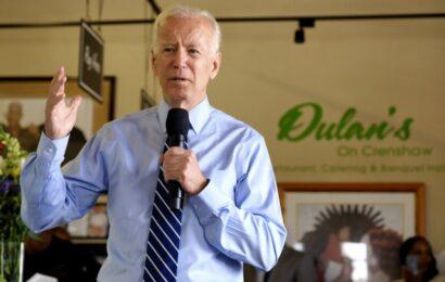 """Dice Biden que nunca utilizará a las fuerzas armadas """"como utilería"""""""