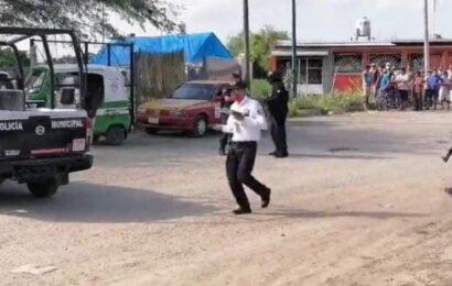 Riña en Juchitán de Zaragoza deja tres lesionados de bala