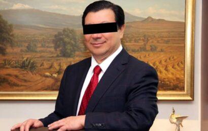 Cae presidente del patronato de Universidad de Hidalgo por lavado