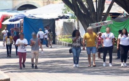 Oaxaca pasa a semáforo amarillo