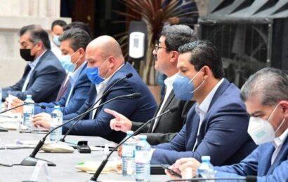 Diez gobernadores abandonan la Conago