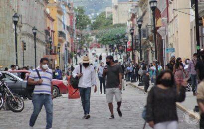 Regresa Oaxaca al semáforo amarillo epidemiológico