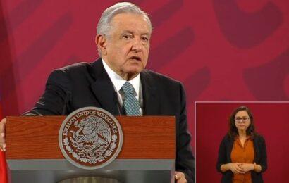 AMLO pedirá a Senado consulta sobre expresidentes, si no reúnen firmas