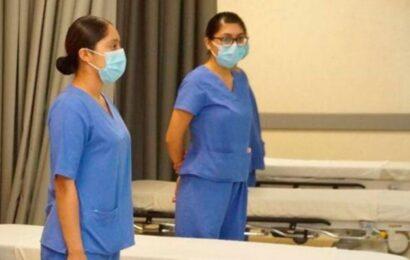 Demandan a Secretaría de Salud medidas urgentes para frenar contagios de Covid entre su personal