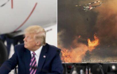 No creo que la ciencia lo sepa: Trump sobre cambio climático