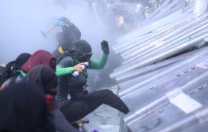 Manifestaciones en CDMX han sido actos de provocación, afirma AMLO