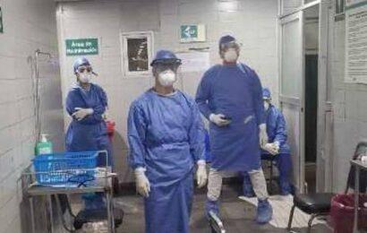 Excluyen a médicos y enfermeros del bono COVID por no ser sindicalizados