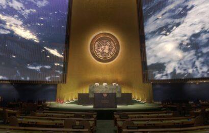 ONU celebra sus 75 años con cumbre deslucida y en medio de apuros