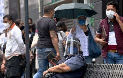 México hila siete semanas a la baja en casos de covid-19; suman 70,821 muertos