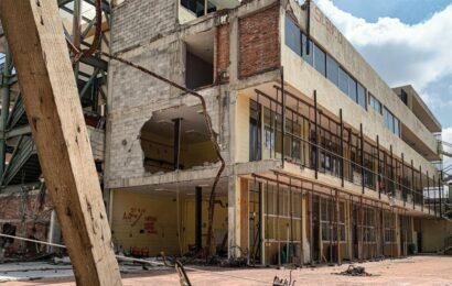 Comparece directora del Colegio Rébsamen por su probable responsabilidad en la muerte de 26 personas