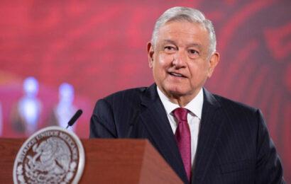 AMLO: funcionarios que quieran ser candidatos que renuncien en octubre
