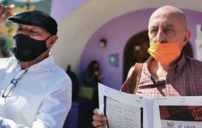 Pretende Dante Montaño cerrar Casa de la Cultura en Santa Lucía, acusan