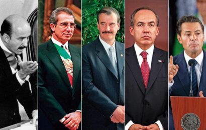 Con o sin consulta, los expresidentes están en la mira