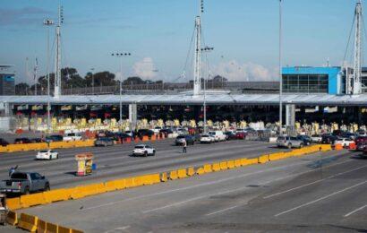 México plantea a EUA extender cierre de frontera hasta octubre