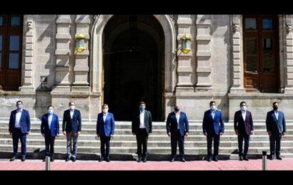 Salida de 10 mandatarios de la Conago no significa ruptura: López Obrador