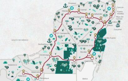 Quinto tramo de Tren Maya se construirá sólo con recursos públicos: AMLO