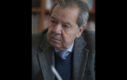 Muñoz Ledo: Morena debe prevalecer; no es fuerza de un sexenio