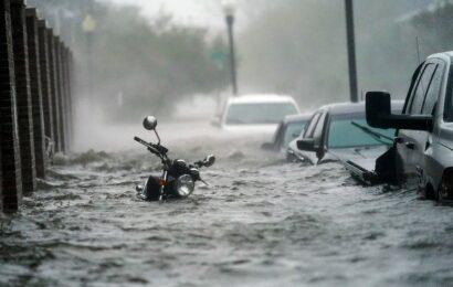 Huracán 'Sally' toca tierra como huracán categoría 2 en Alabama