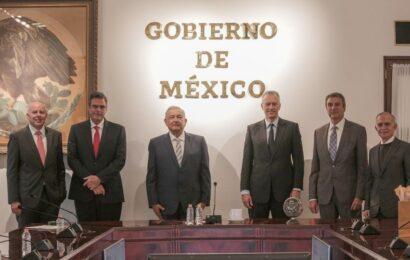 Director ejecutivo a nivel mundial de Coca Cola se reúne con AMLO