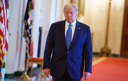 "Trump acusa a demócratas de ""desatar el socialismo"" en EU"