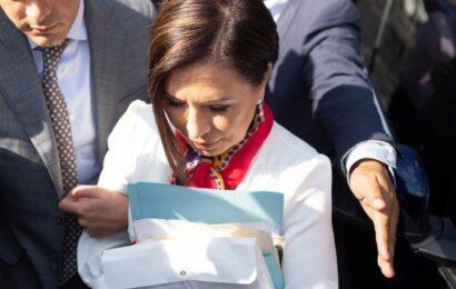 Otorgan suspensión definitiva a Rosario Robles contra prisión preventiva