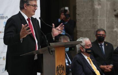 México firma compromiso internacional para compra de vacunas Covax