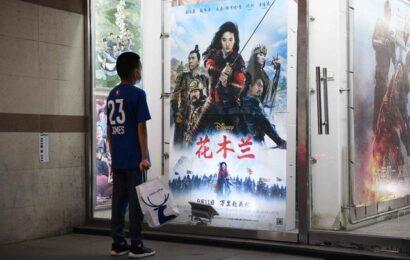 Tras llamados a boicot, China defiende a 'Mulán' de Disney