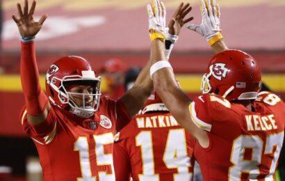 Jefes de Kansas City vence a Houston en duelo inaugural de NFL