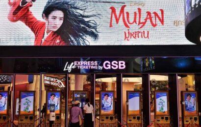 Estreno de Mulán desata polémica por temas políticos