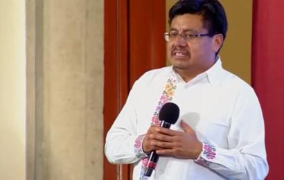 Programa de pavimentación ha generado 49 mil 375 empleos en Oaxaca