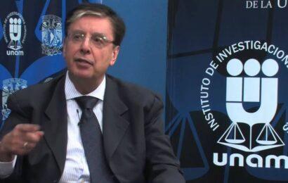 Renuncia Jaime Cárdenas como titular del Instituto para Devolver al Pueblo lo Robado