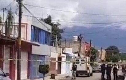 Fallece individuo herido a machetazos en Oaxaca