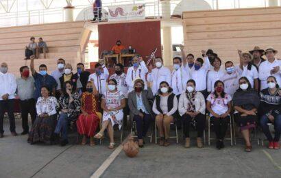 La UABJO abraza la creación de la Universidad Autónoma Comunal
