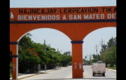 Sigue conflicto; Huazantlán retiene a tesorero de San Mateo del Mar
