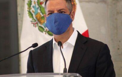 Anuncia Alejandro Murat campaña de vacunación contra la influenza