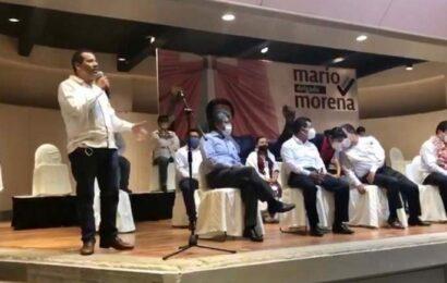 Resalta rector de la UABJO candidatura de Mario Delgado a dirigencia de Morena