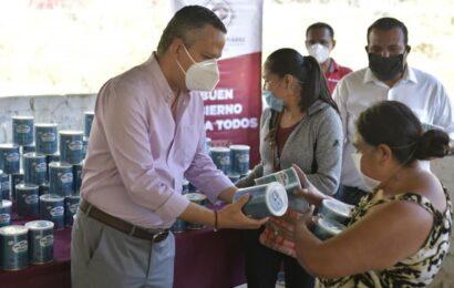 Ayuntamiento de Oaxaca continúa acercando ayuda a sectores afectados por la pandemia