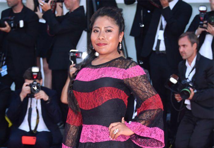 La oaxaqueña Yalitza Aparicio protagoniza nueva campaña de Dior